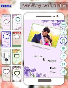 Download Wedding Card Maker : Invitation Card Maker For PC Windows and Mac apk screenshot 2