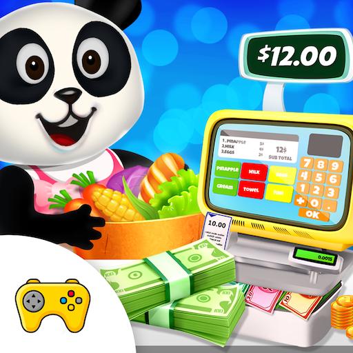 Panda\'s Supermarket Shopping Fun file APK for Gaming PC/PS3/PS4 Smart TV