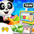 Panda\'s Supermarket Shopping Fun file APK for Gaming PC/PS3/PS4 Smart TV