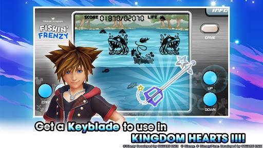 KINGDOM HEARTS Union u03c7[Cross] 3.1.0 screenshots 1