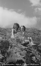 Photo: Северные предгорья Копетдага. На горе Дурун, рядом с Бахарденской пещерой. Май 1976 года.