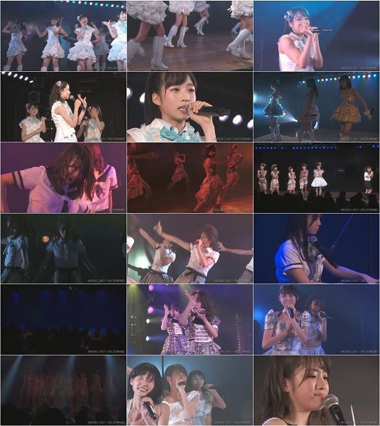 (LIVE)(720p) AKB48 あおきー 「世界は夢に満ちている」公演 市川愛美 生誕祭 Live 720p 170905