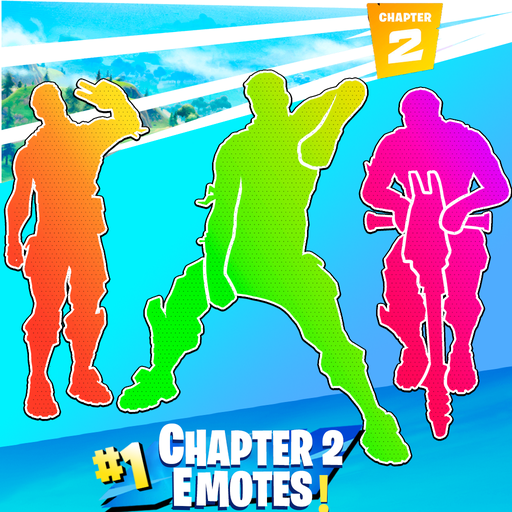 Viewer Dance: All Battle Royale Dances and Emotes Icon