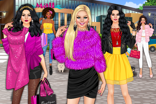 Rich Girl Crazy Shopping - Fashion Game 1.0.4 screenshots 1