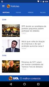 UOL Eleições 2016 – Apuração screenshot 4
