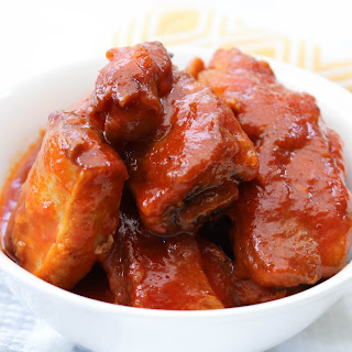 Braised Spare Ribs In Tomato Sauce