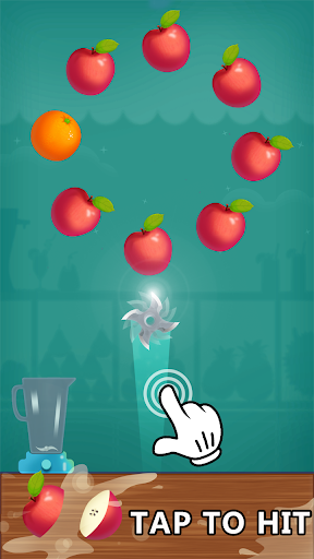 Crazy Juicer - Slice Fruit Game for Free  captures d'écran 1