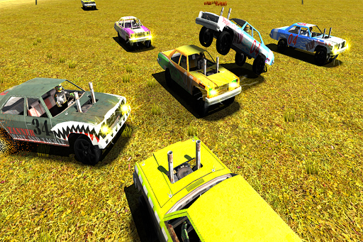 Demolition Derby: Death Match 1.3 screenshots 8