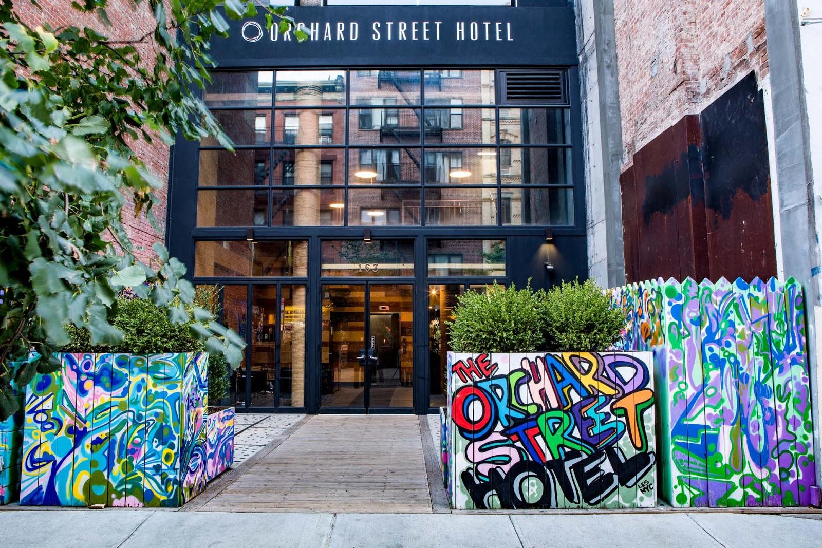 Orchard Street Hotel