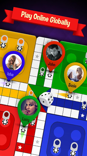 Ludo Master : Multiplayer Board Dice Game 2.3 screenshots 1