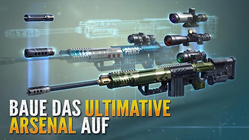 android Sniper Fury Screenshot 9