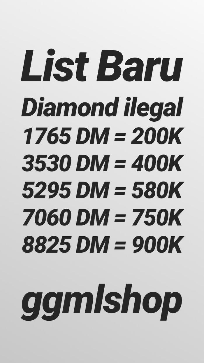 Diamond Ilegal Ff Termurah : diamond, ilegal, termurah, Bahaya, Diamond, Ilegal!, Esports