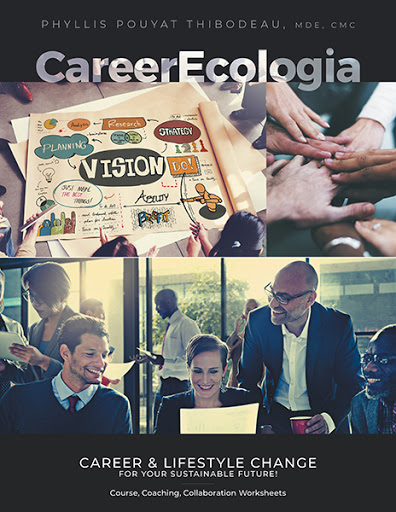CareerEcologia Workbook cover