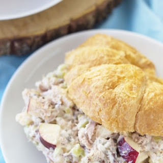 Apple Tuna Salad Sandwich