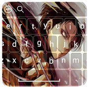 Levi Keyboard For Attack On Titan