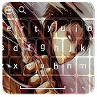 Levi Keyboard For Attack On Titan icon