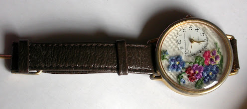 Photo: L'orologio con le pensées