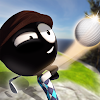 Stickman Cross Golf Battle