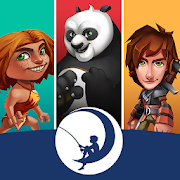 DreamWorks Universe of Legends [Menu Mod] For Android