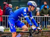 Pech voor Deceuninck-Quick-Step: Amerikaanse renner van de wielerformatie geeft op in de tweede etappe van de Criterium du Dauphiné