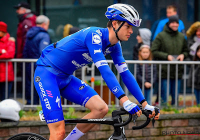 Deceuninck-Quick-Step neemt volgend seizoen afscheid van Amerikaanse renner