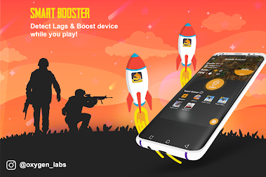Game Booster - Arcade Booster Pro Speed Booster APK screenshot thumbnail 1