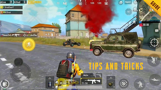 Guide for PUBG apk 2