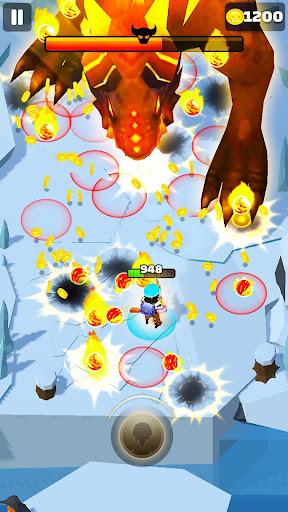 Arrow Shooting Battle Game 3D screenshot 1