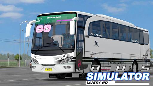 Bus Simulator Livery HD 1.4 screenshots 1