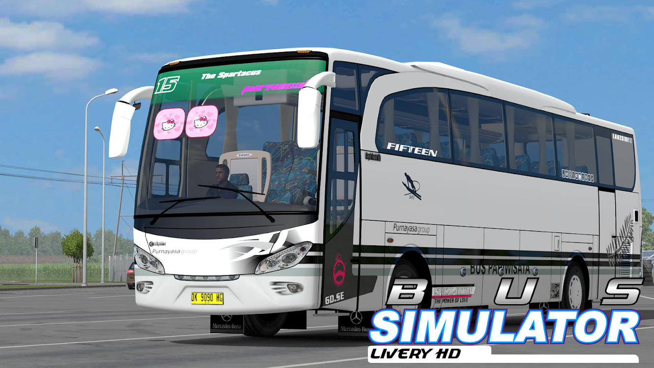 Bus Simulator Livery Hd Android Applications Appagg