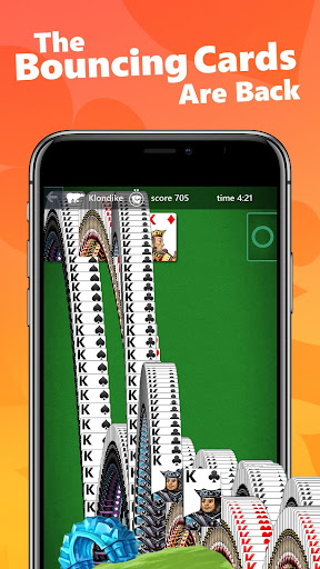 Microsoft Solitaire Collection apktreat screenshots 1