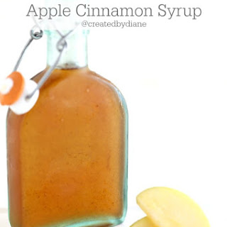 Canned Apple Cinnamon Syrup Recipes