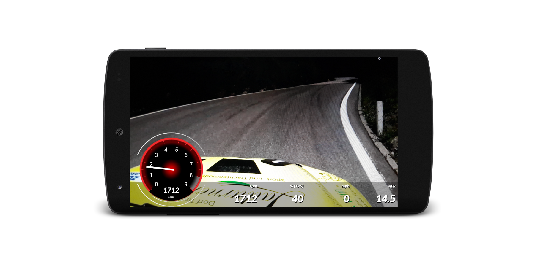 TunerView for Android- screenshot