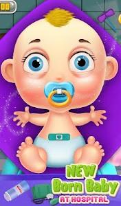 New Born Baby At Hospital v1.0.1