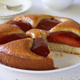 Quince Cake.