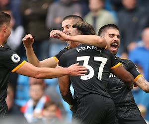 Europa League : Leander Dendoncker et Wolverhampton en quarts, pas de miracle pour Francfort