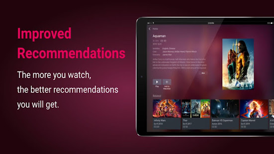 App Astro GO - Watch TV Shows, Movies & Sports LIVE APK for Windows Phone