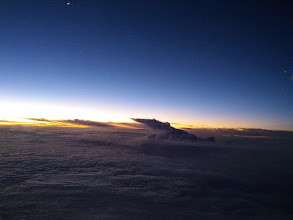 Photo: Long Sunset