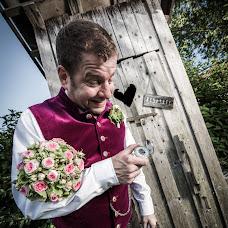 Hochzeitsfotograf auer hubert (hubert). Foto vom 15.07.2016