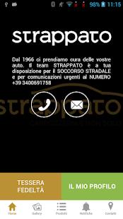 Strappato - náhled
