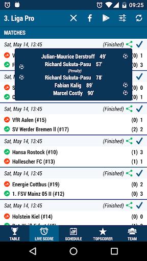 3. Liga Pro  screenshots 2