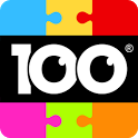 100 PICS Jigsaw Puzzles Game icon