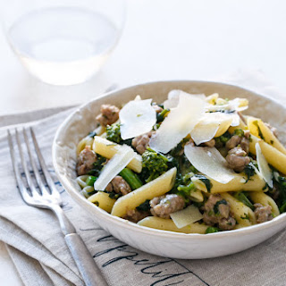 Italian Sausage and Broccoli Raab Pasta