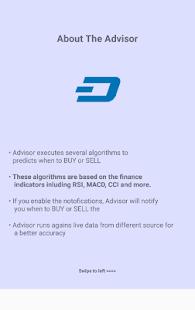 DASH Advisor - náhled
