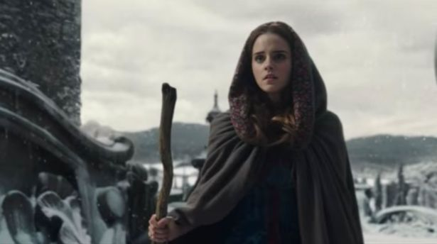 New trailer for Beauty and the Beast starring Emma Watson