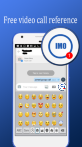 free calls for imo beta chat and video 2018 for PC