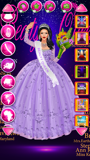 Beauty Queen Dress Up - Star Girl Fashion 1.0.9 screenshots 19