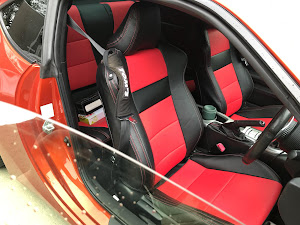 86 ZN6 GTグレードのシートのカスタム事例画像 めがっささんの2018年05月03日17:10の投稿