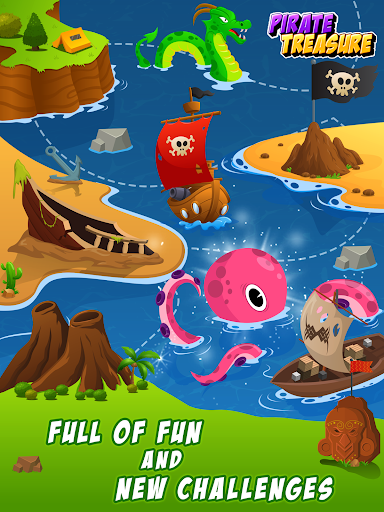 Pirate Treasure ud83dudc8e Match 3 Games 3.2.9 screenshots 15