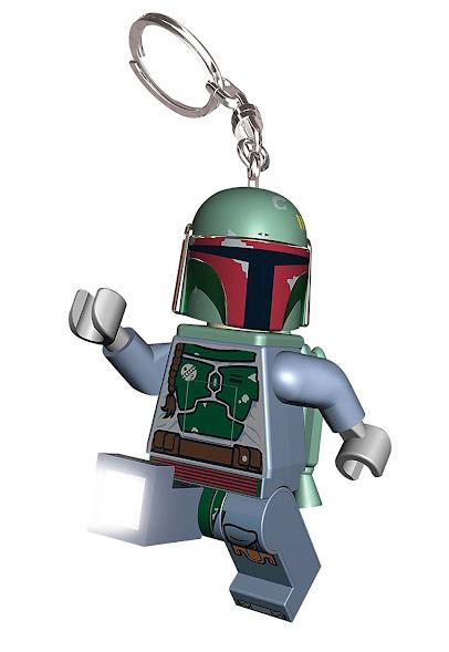 Imagen de contenido Llavero con Luz Led Lego® Boba Fett